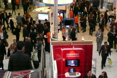 HR Tech Europe 2014 Review: Day Two - Conference Floor