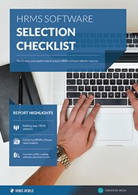HRMS Selection Checklist - Thumbnail