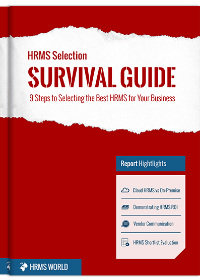 HRMS Selection - Flat