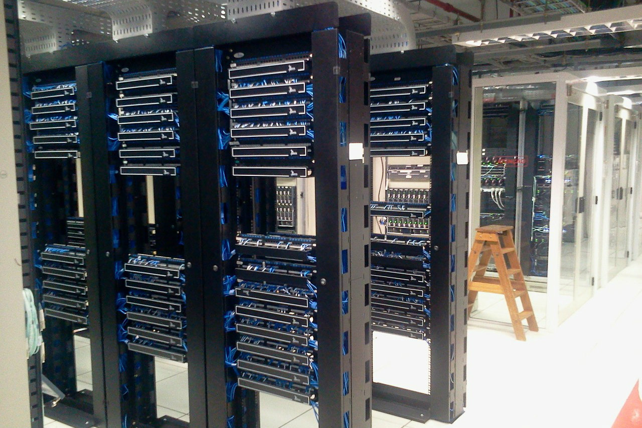 HRMS data - third party data center