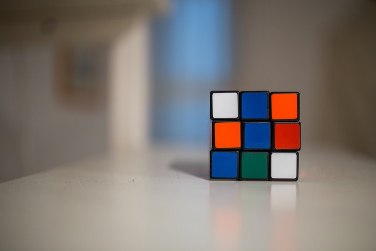 gamification - rubix cube