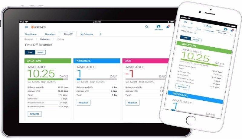 Kronos Workforce Ready Software Pricing Demo