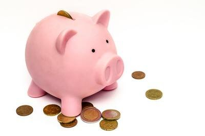 HRMS payroll module - piggy bank