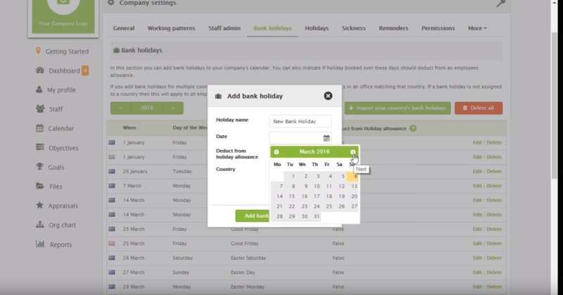 Staff Squared HR Management Software - Pricing, Demo & Comparison Tool