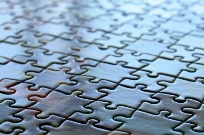HRMS and ERP Jigsaw Puzzle