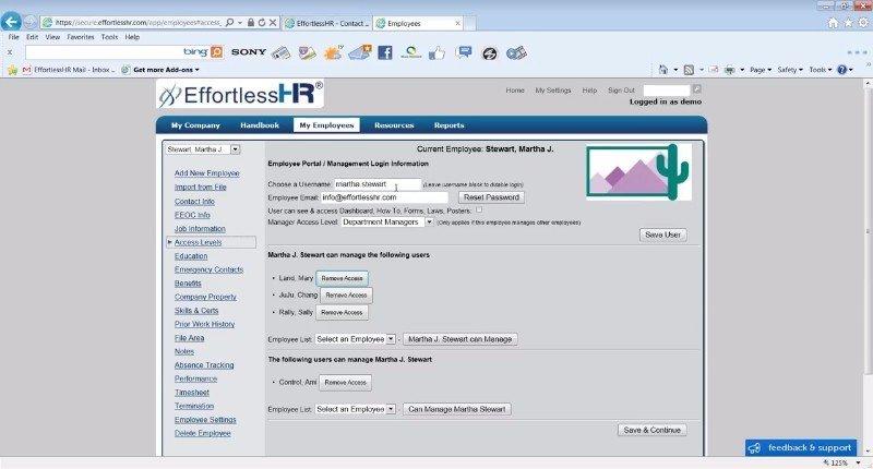 EffortlessHR Software - HRMS Pricing, Demo & Comparison Tool