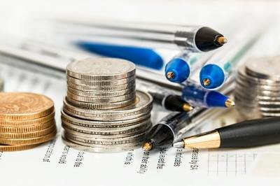 HRMS cost benefit analysis - coins and pens
