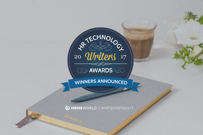 hr tech writers awards 17 winners announced